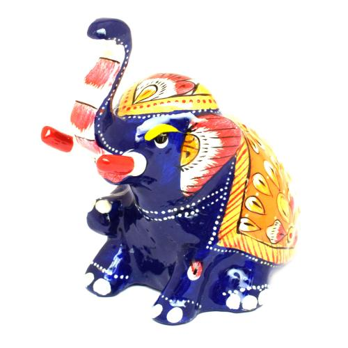 ELEPHANT APPU PAINTED