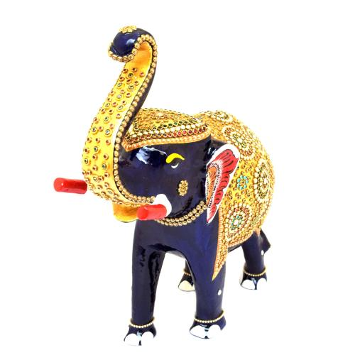 ELEPHANT UT JEWELLERY CUTTING SHAPE PAINTING