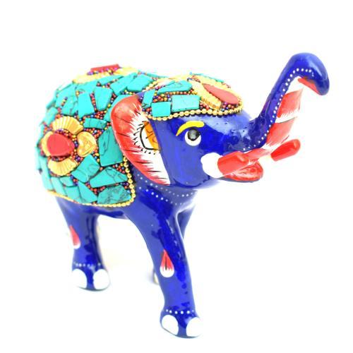 ELEPHANT UT NEPALI STONE