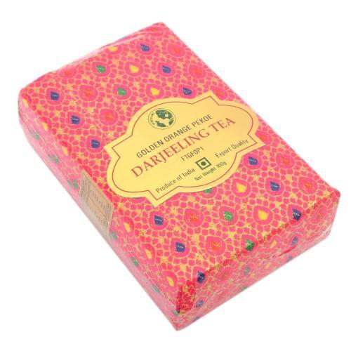 GOLDEN ORANGE PEKOE DARJEELING TEA