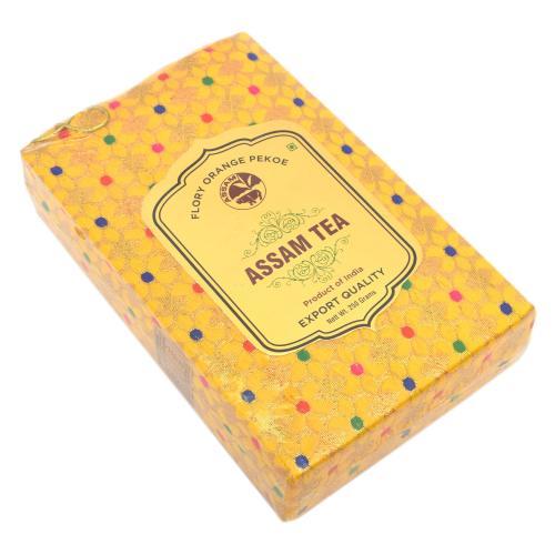 FLOWERY ORANGE PEKOE PURE ASSAM TEA