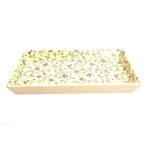 FLORAL TRAY D-1021 B