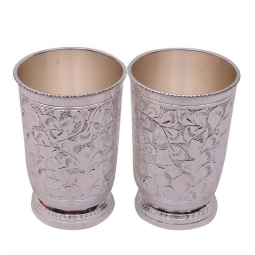 GLASS SET OF 2 PCS