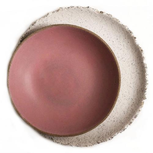 CERAMIC TWIN  PLATE