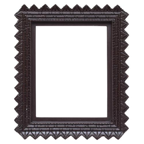 CHETTINAD OUTER ZIGZAG FRAME
