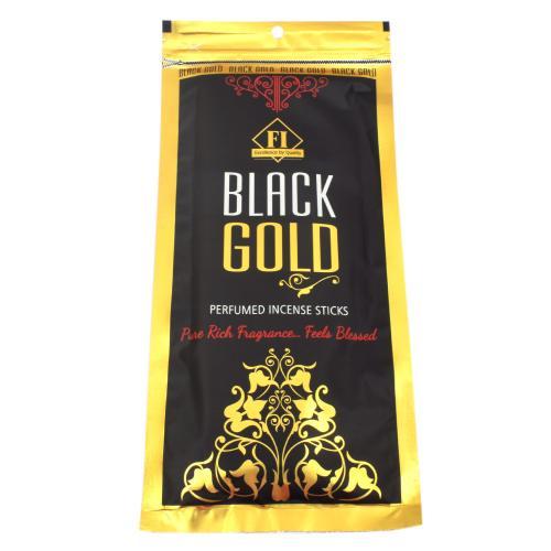 BLACK GOLD INCENSE STICKS