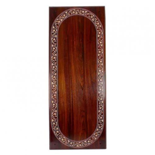 ROSE WOOD JHULA WITH FLORAL INLAY WORK ROSE WOOD SWING ROSE WOOD OONJAL