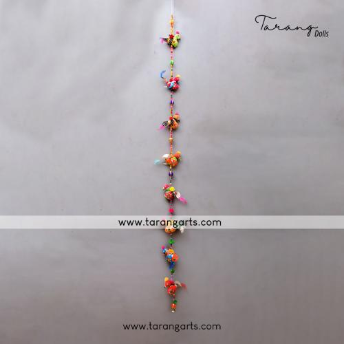 THORAN  WALL HANGING HANDMADE HOME DECOR TARANG HANDICRAFTS