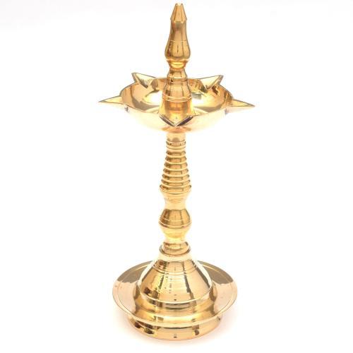 BRASS KULA OIL LAMP