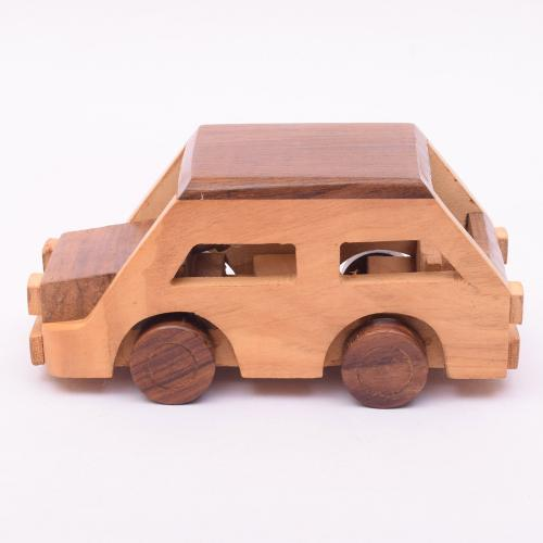 CAR HANDCRAFTED WOODEN TOY