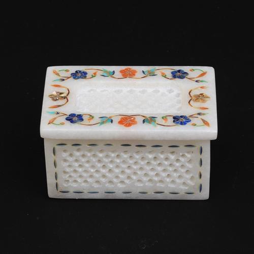 MARBLE JALI BOX