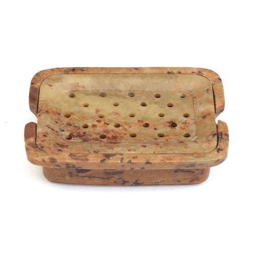 MARBLE SOAP DISH BOX