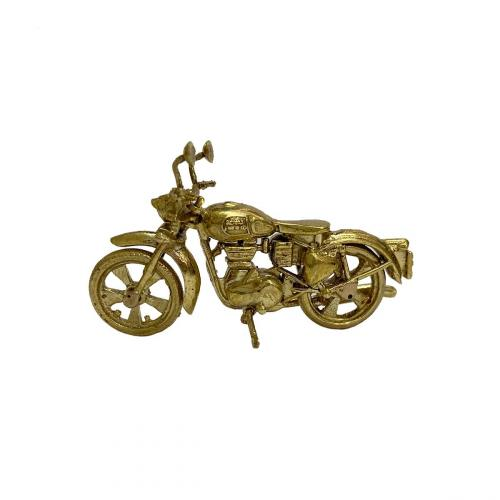 ROYAL ENFIELD CLASSIC MODEL BRASS MINIATURE TOY