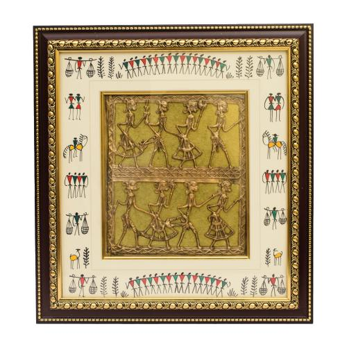 DHOKRA WALL FRAMING