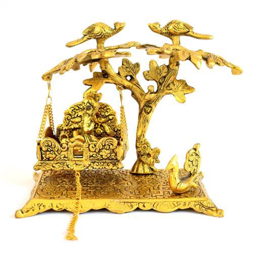 BUTTER KRISHNA JHULA WITH TREE