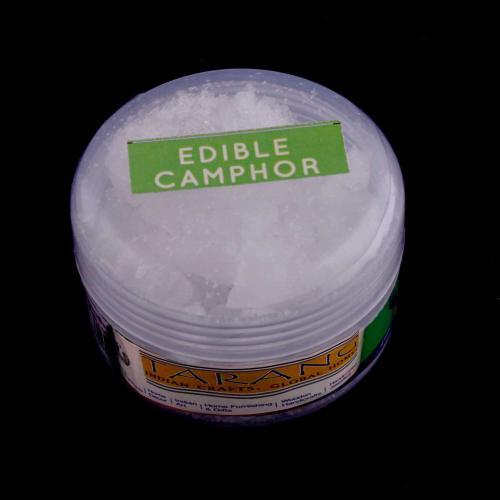 EDIBLE CAMPHOR
