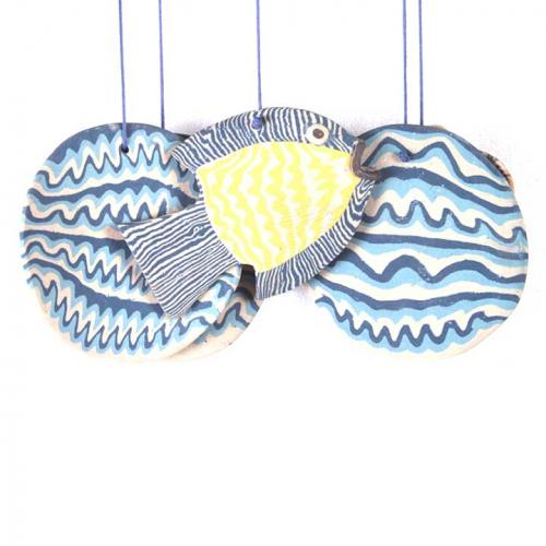 FISH AND SHELL CHIME