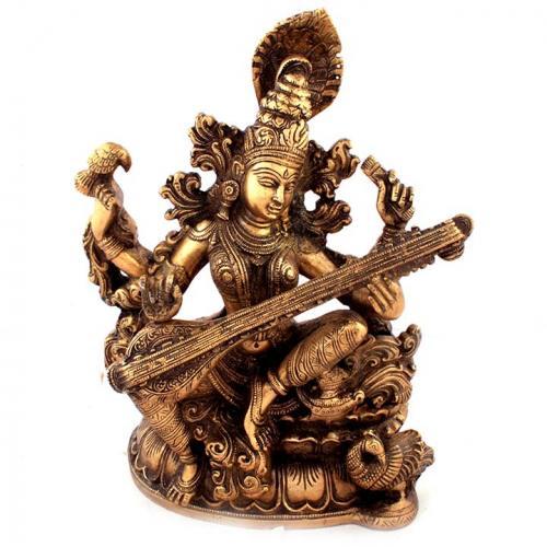 saraswathi sitting