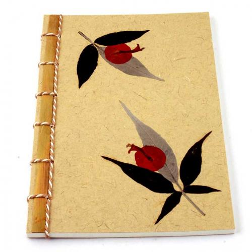 BAMBOO NOTE BOOK
