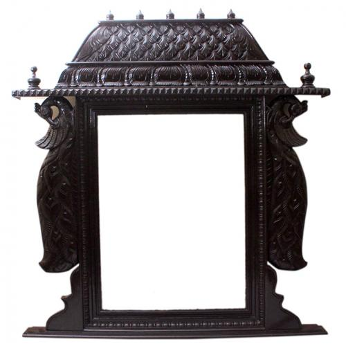 CHETTINAD PEACOCK MANTAP FRAME