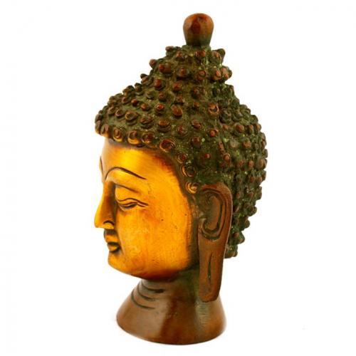 BUDDHA HEAD FINE