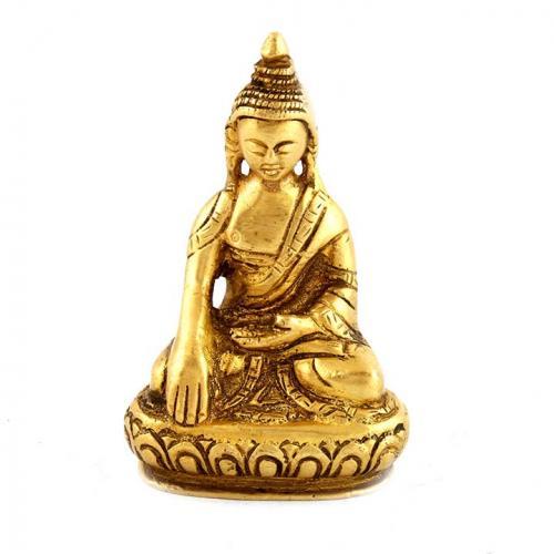 BUDDHA SITTING SAKYAMUNI