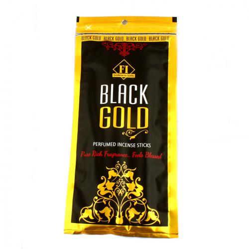 FRAGRANCE BLACK GOLD INCENSE STICK