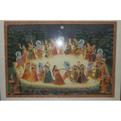 CLOTH PAINTINGS