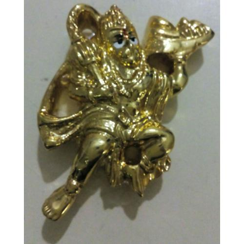 GOLD PLATED IDOLS