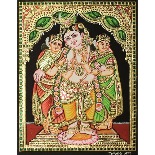 TANJORE PAINTING